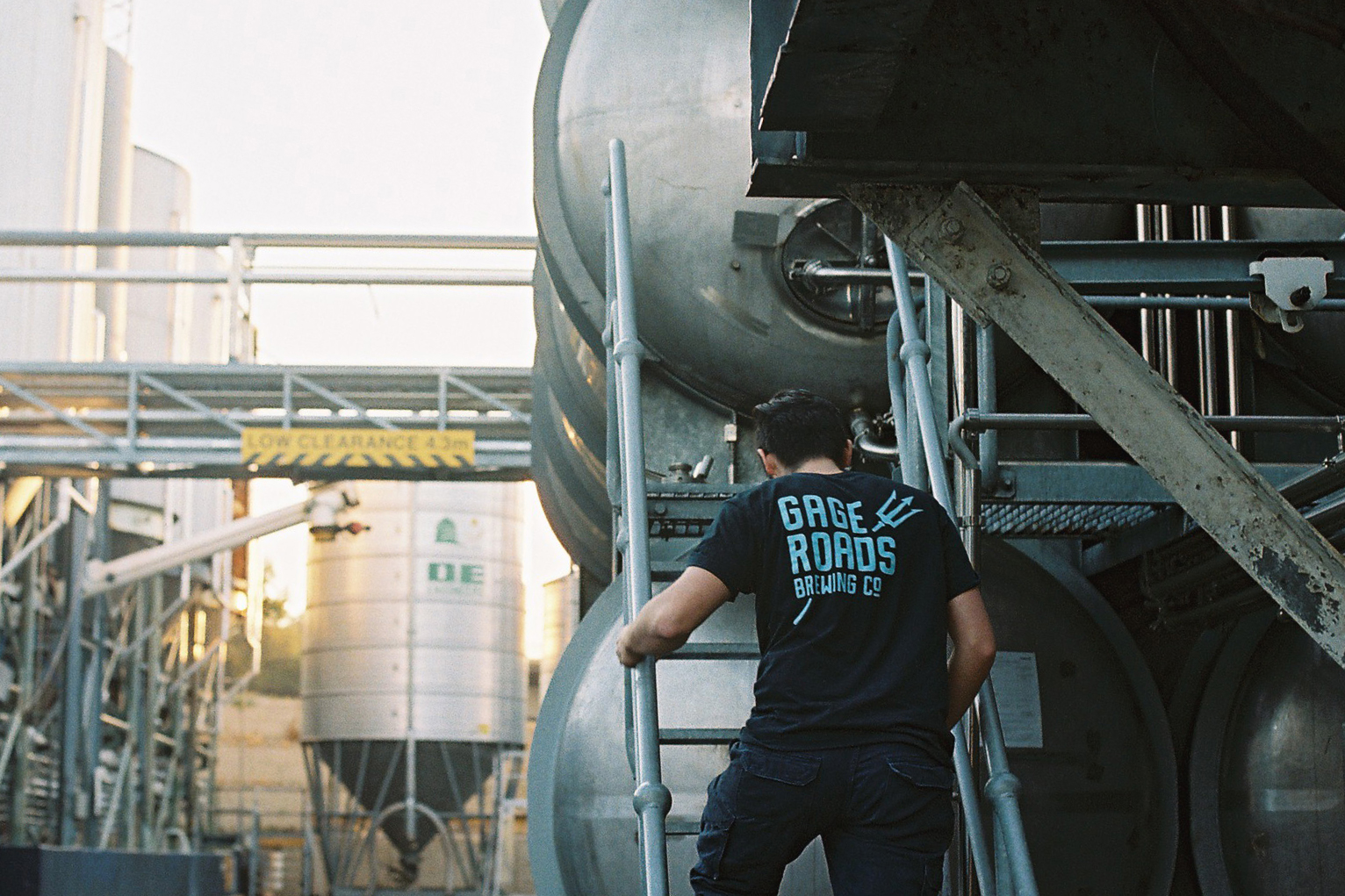 Gage Roads Brewery- Home Brewer to Head Brewer 2