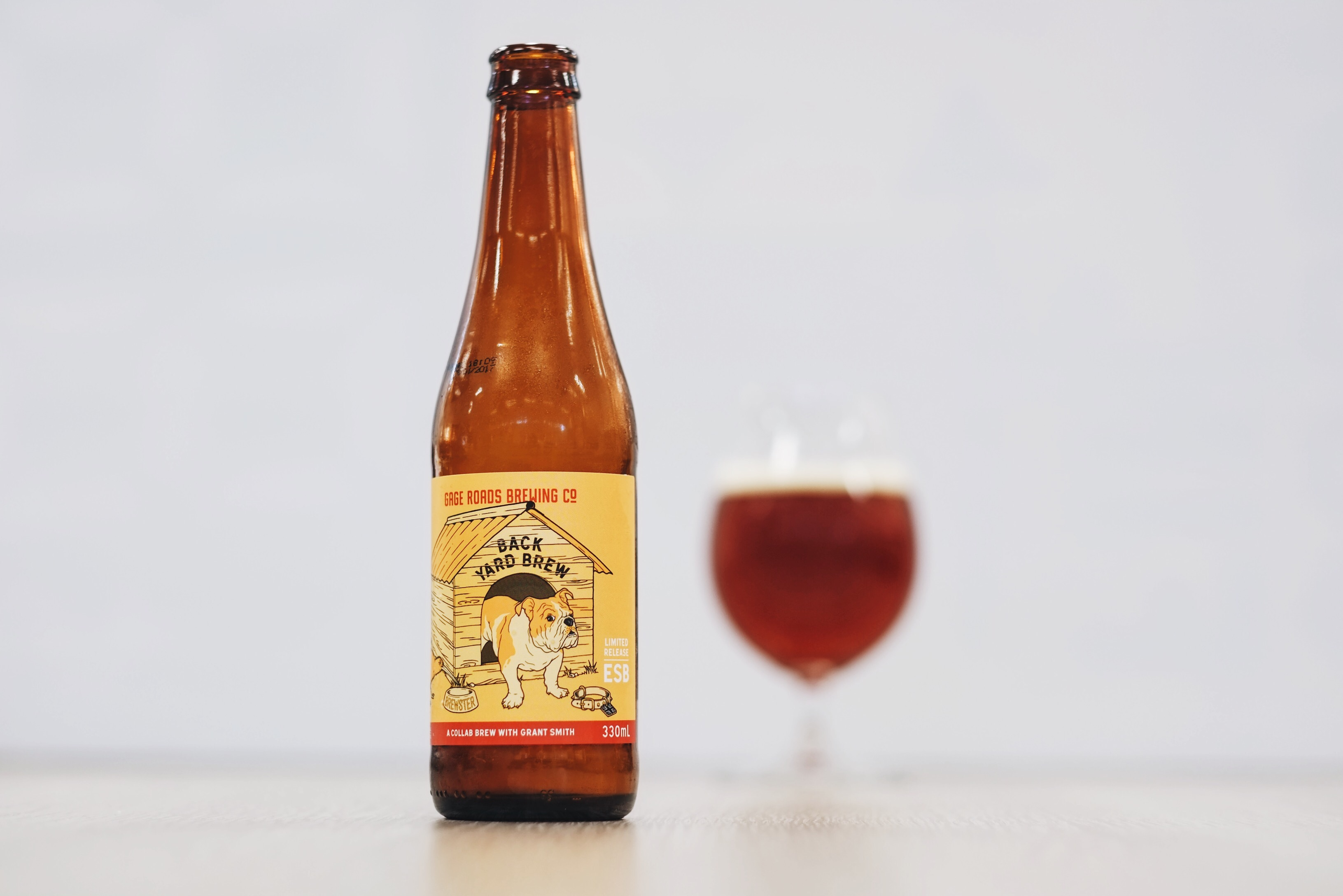 Limited Release: Backyard to Bottleshop- ESB collab brew