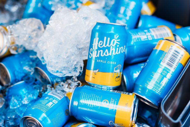 Hello Sunshine Cider