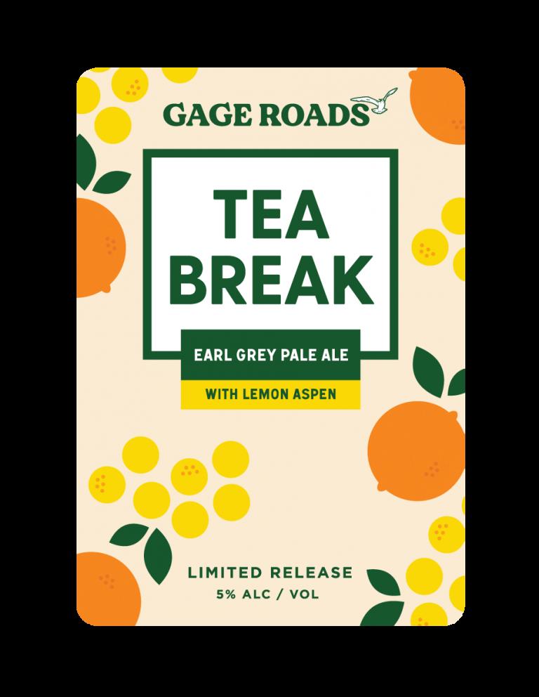 Tea Break Earl Grey Pale Ale